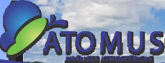 Atomus - Análises Atmosféricas logotipo